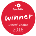 Open Table 2016 winner